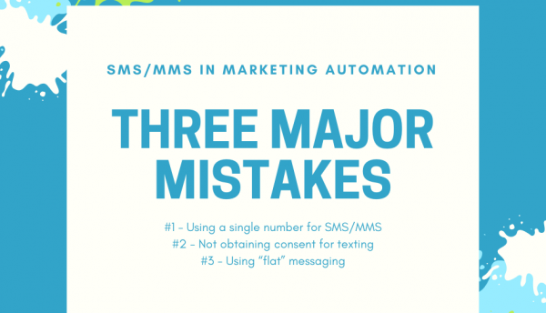 General Social Media - January 31, 2020 - SMS #2 (Three Major Mistakes)